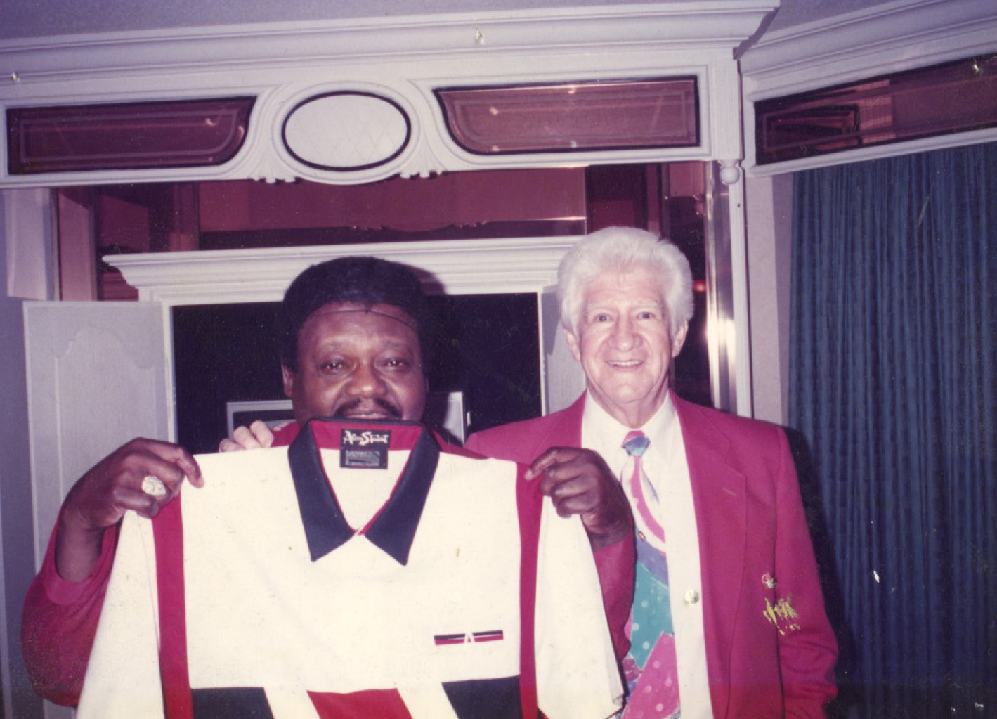 LaSalle with Fats Domino